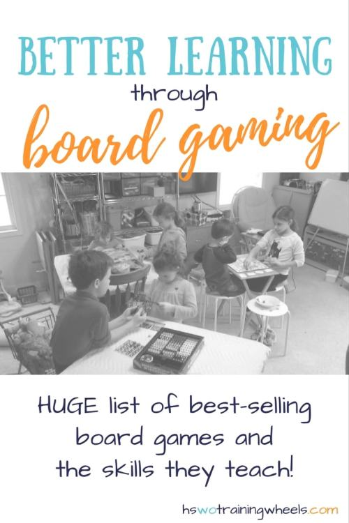 Our favorite multi age homeschool resources homeschooling without board gaming is worth its weight in gold just for the family time and fun it fandeluxe Image collections