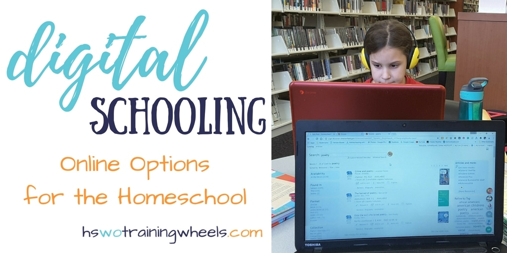 Digital Schooling: Online Options for the Homeschool