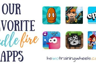 Do you have a Kindle Fire, or have you considered getting one? Here's a huge list of some of our favorite apps, organize by age and subject!