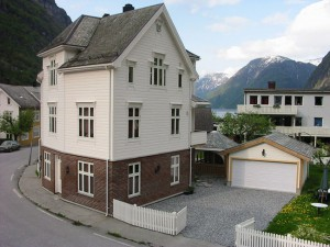 Rehabilitering hus