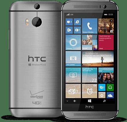 HTC One (M8) For Windows GUNMETAL GRAY