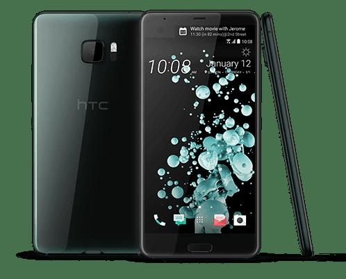 HTC U ULTRA SAPPHIRE GLASS Edition image