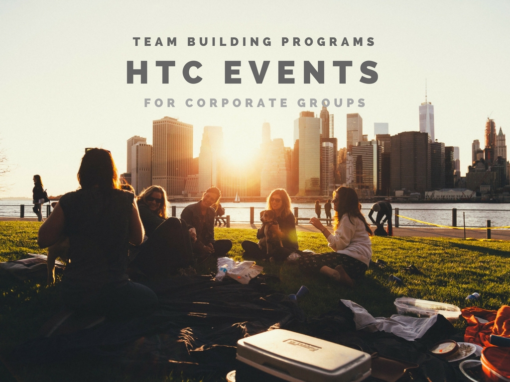 Team Building Games And Events In New York City Htc Events