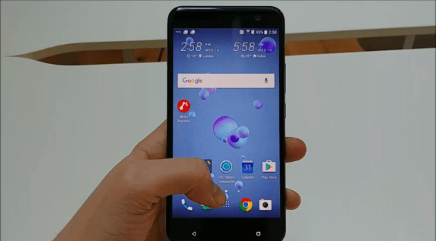 Complete guide to fix problems with the HTC U11 smartphone