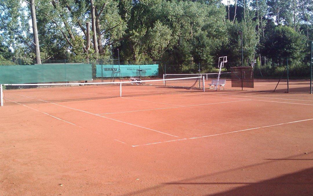 Tennis? – einfach mal probieren…