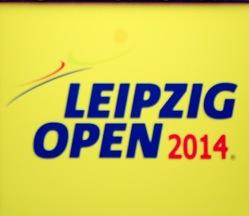 Zu Gast bei den Leipzig Open 2014