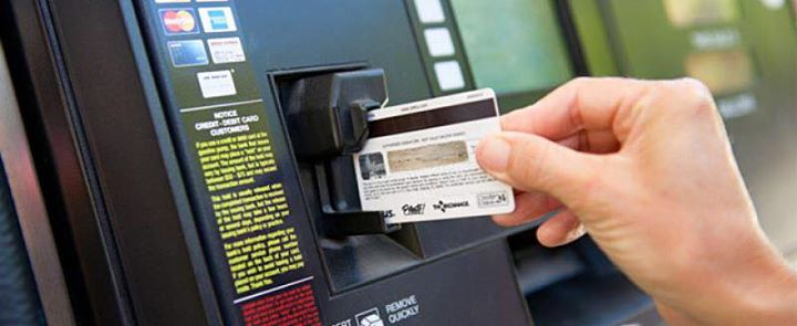 Credit Card Skimmers …