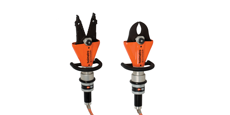 Cutters and Spreaders