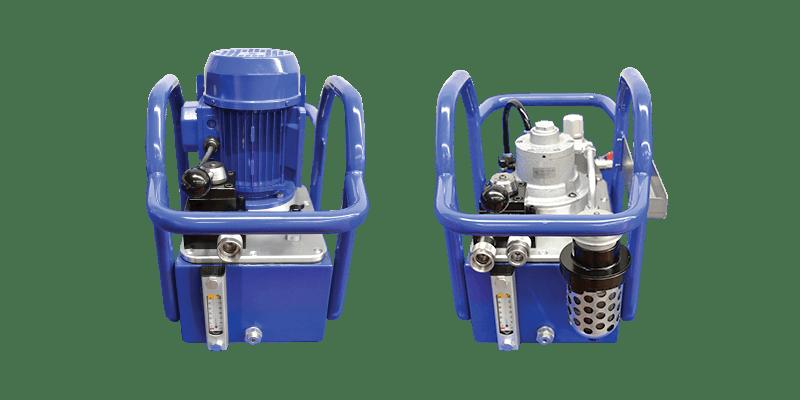 Hydraulic Tool Pumps