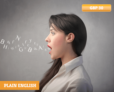 Plain English - How To Learn Online