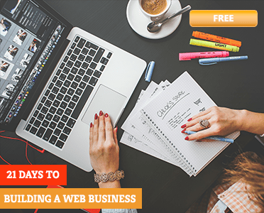 21 Days to Building a Web Business - How To Learn Online