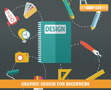 Graphic Design for beginners - learn graphic design online - how to learn online
