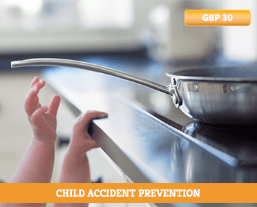 Child Accident Prevention - accident prevention measures at home - child accident - child accident prevention online course - accident prevention in child care - Online courses