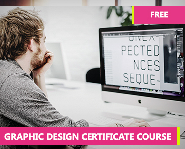 Graphic Design Certificate Course - graphic design online course free - graphic design courses online free - online graphic design courses with certificates - graphic design certificate online free - Free Online courses