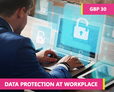 Data Protection at Workplace - Data Protection Act Work Programme - Data Protection - data protection at work advice - Online courses