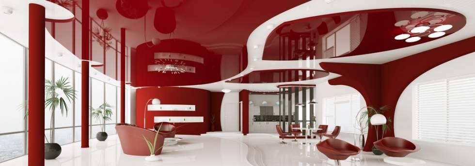 avantages et les inconvenients du plafond tendu