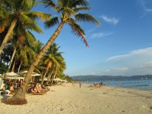 Photo of White Beach in Boracay, Philippines