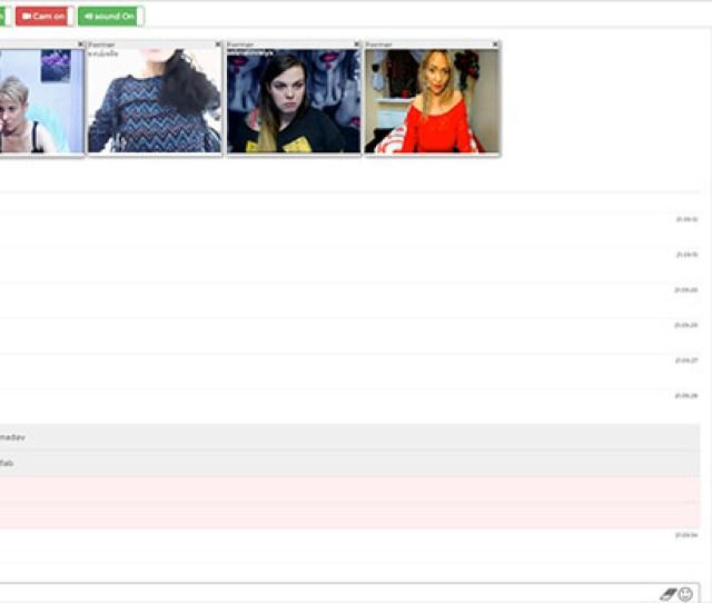 Screenshot Html Chat