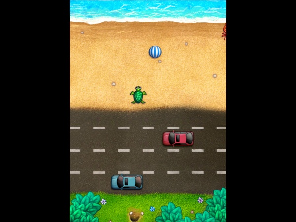 Turtle Rescue Mobile HTML Games