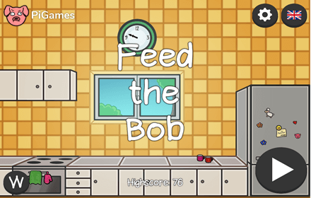 Feed the Bob Play
