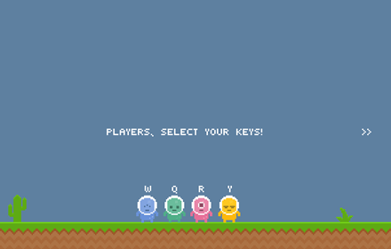 Mini Mega Party Select your keys