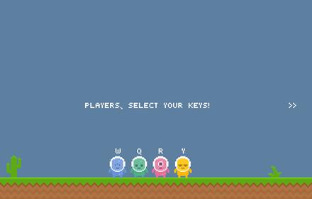 Mini Mega Party Select your keys