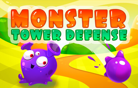 Monster Tower Defense title