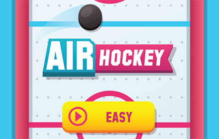 Air Hockey HTML5 featured