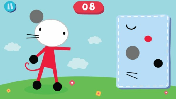 Arty Mouse Build Me Memory Game HTML5