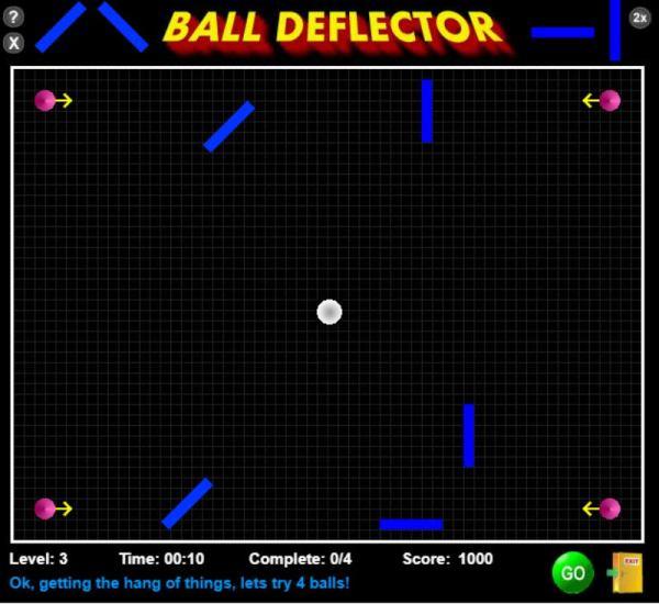 Ball Deflector