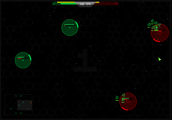 Battle Surge HTML5 Gameplay