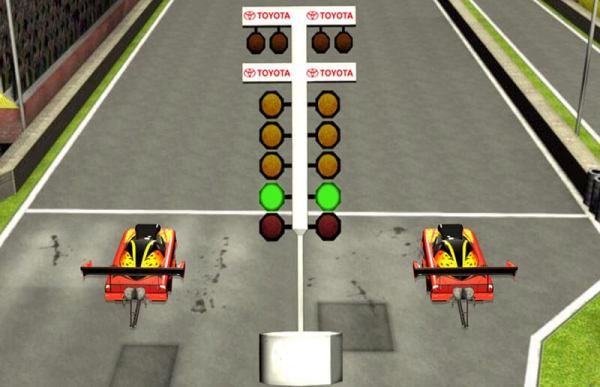 Bespoke HTML5 Games for Car Manufacturers Toyota Digital Signage Game