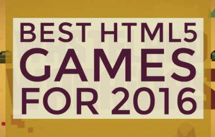Best HTML5 games 2016 featured image