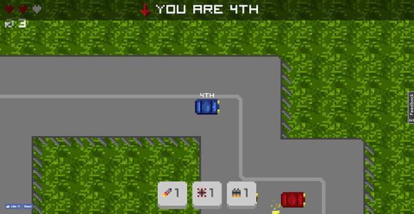 Crash Racing Demo