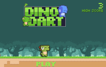 Dino Dart