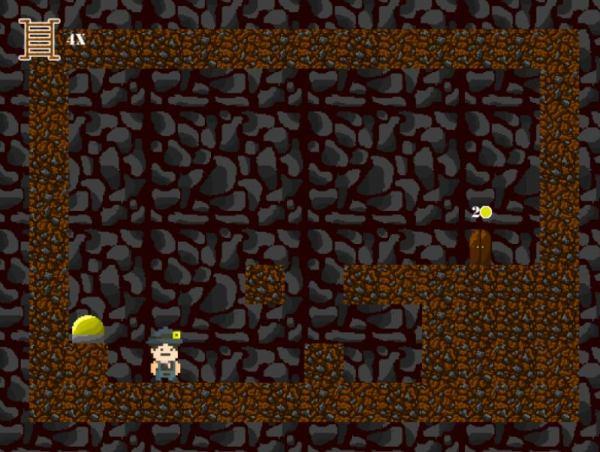 Escape The Mines