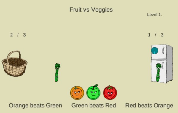 Fruits-Vs-Veggies