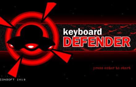 Keyboard Defender