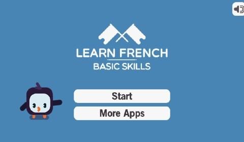 Learn French Basic Skills