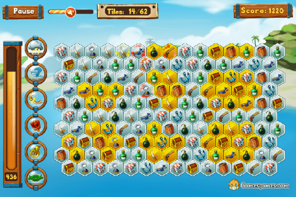 Mystic Sea Treasures Gameplay