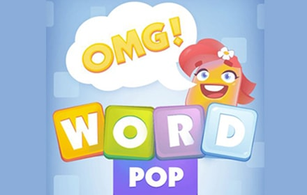 OMG Word Pop Featured