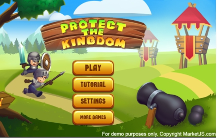 Protect the Kingdom Game