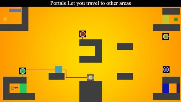 Puzzle an Adventure Platform