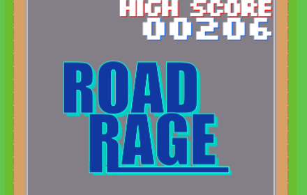 Road Rage: Road Race