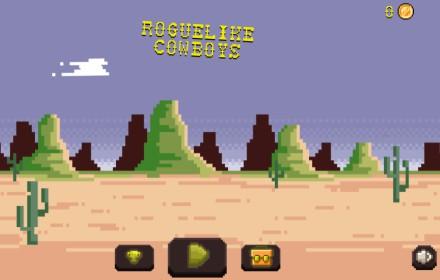 Roguelike-Cowboys
