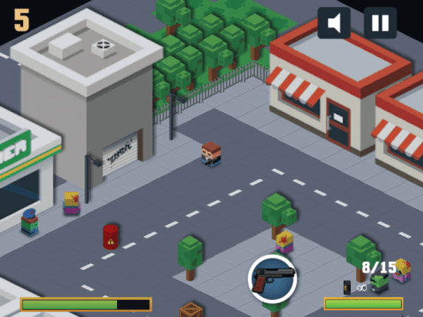 Zombie Survival - screenshot