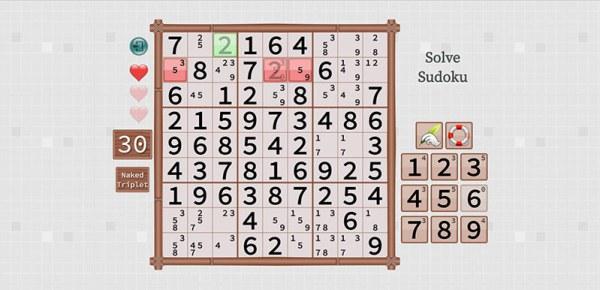 Solve Sudoku