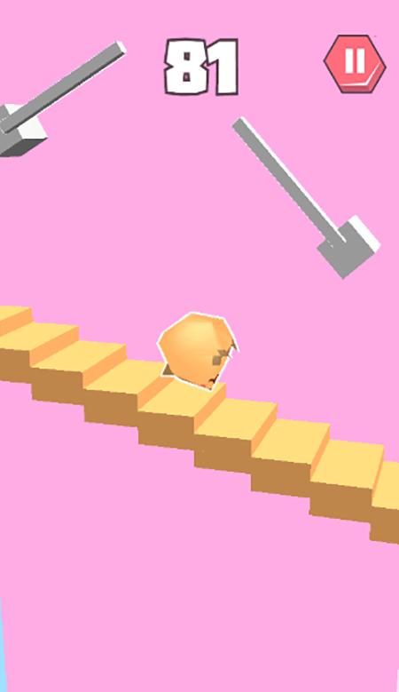 Spiral Stairs HTML5 gameplay