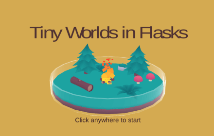 Tiny Worlds in Flasks featured image
