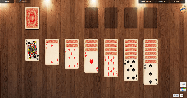 Solitaire Free Online